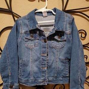 Carters Girls Denim Jacket